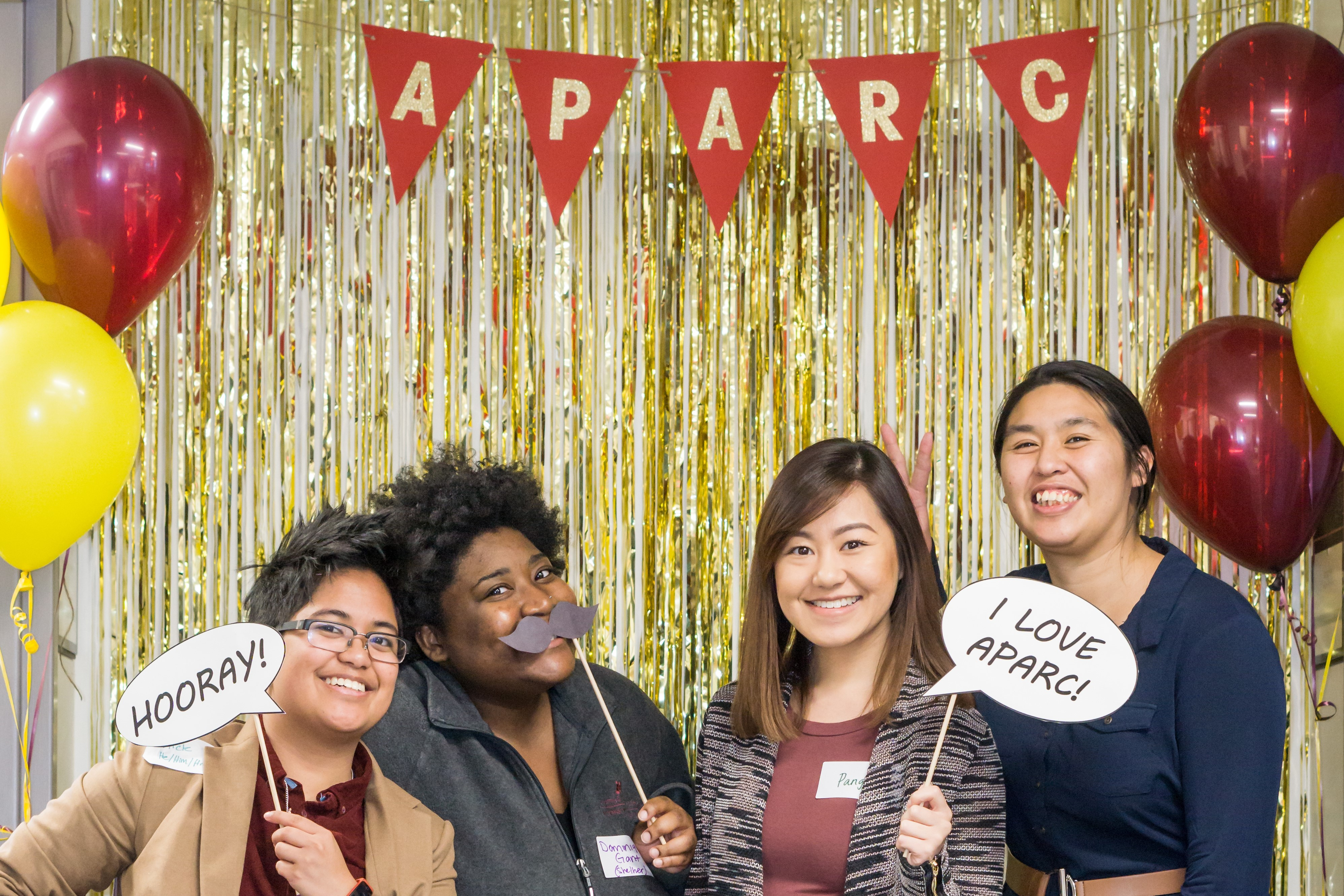 APARC Grand Opening 2018
