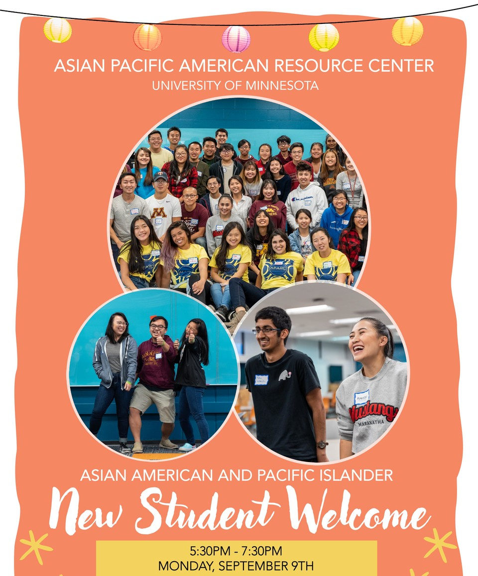 New Student Welcome 2019